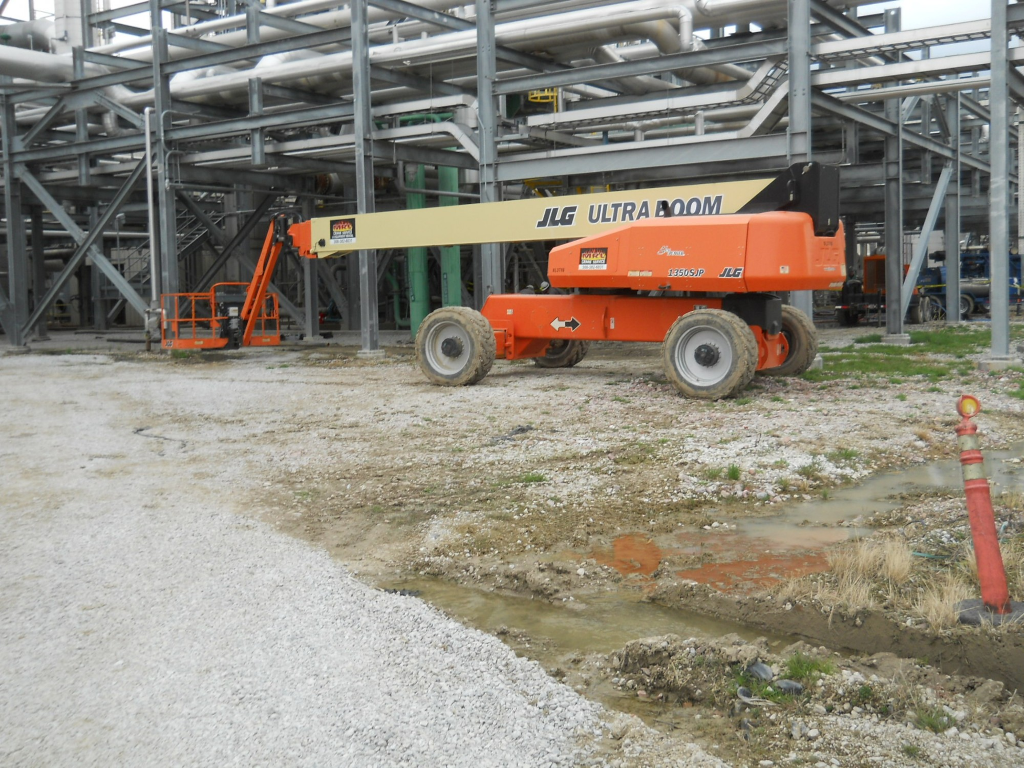 Small Machinery Rental & Storage Containers | Hastings