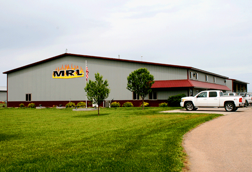MRL Crane Service and Equipment Rental main location in Grand Island, Nebraska